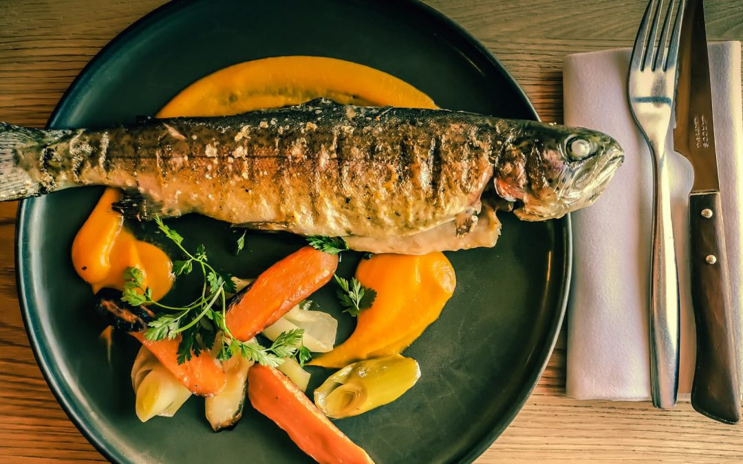 Are Pescatarian Diets Healthy?