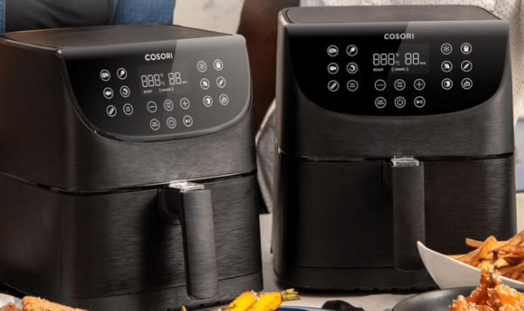 Cosori Quart 5.8 air fryer