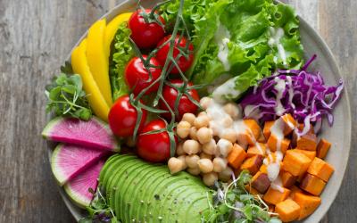 Top 10 food sources for vegan diets